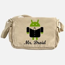 Unique Droids Messenger Bag