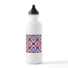 QUILT-EYE Water Bottle