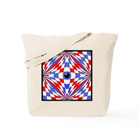 QUILT-EYE Tote Bag