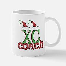 XC Holiday Cross Country Coach Mug