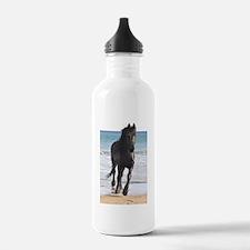 Jessie on Beach Water Bottle