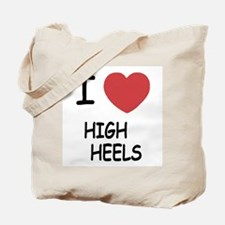 I heart high heels Tote Bag