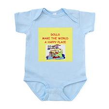 dolls Infant Bodysuit