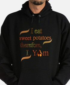 Sweet Potatoes Hoodie (dark)