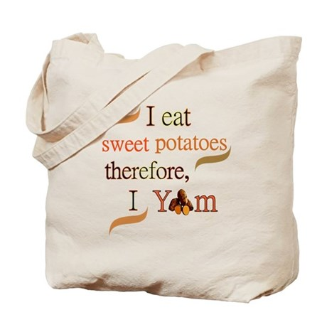 Sweet Potatoes Tote Bag