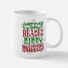 COTTON HEADED NINNY MUGGINS Mug
