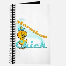 Marathon Chick #2 Journal