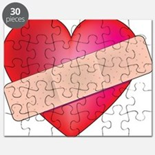 Healing Heart Puzzle