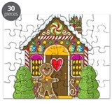 Gingerbread man Puzzles