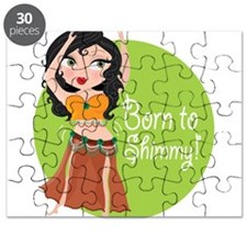Born to Shimmy! Puzzle
