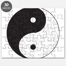 Ying Yang Yoga Puzzle
