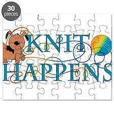Knit Happens Puzzle