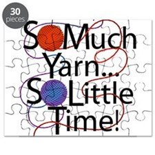 So Much Yarn Puzzle