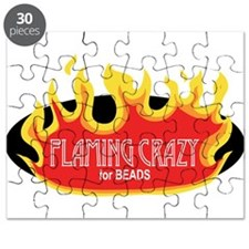 Flaming Crazy Puzzle