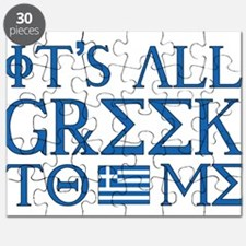 It's All Greek Puzzle