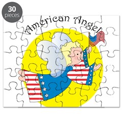 American Angel Puzzle