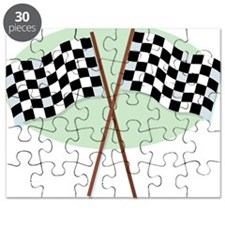 Racing Flags Puzzle