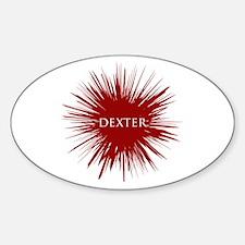 Bloody Dexter Decal