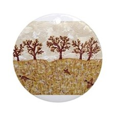 Cute Aberdeen south dakota Ornament (Round)