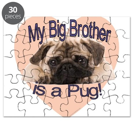 Pug Brother Puzzle