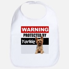 Protected by Yorkie Bib