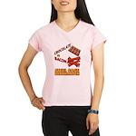 Chocolate VS Bacon Performance Dry T-Shirt