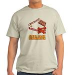 Chocolate VS Bacon Light T-Shirt