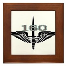 Task Force 160 (1) Framed Tile