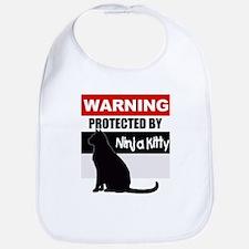 Protected by Ninja Kitty (Bla Bib