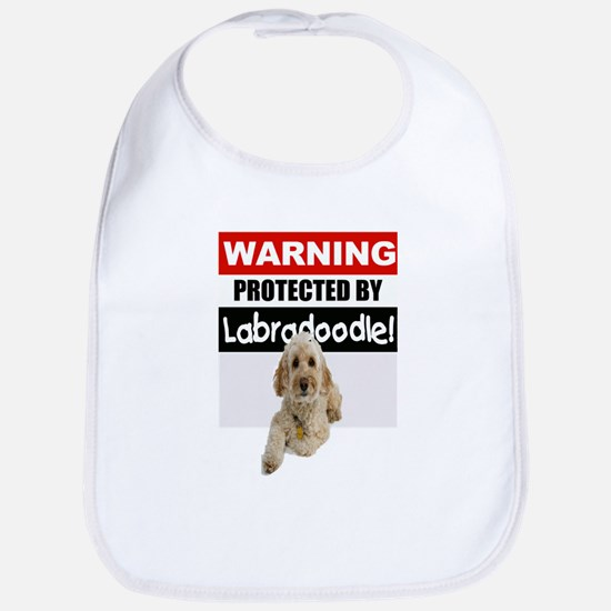 Protected by Labradoodle Bib