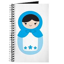 Matryoshka - Blue Journal