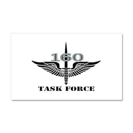 Task Force 160 (1) Car Magnet 20 x 12
