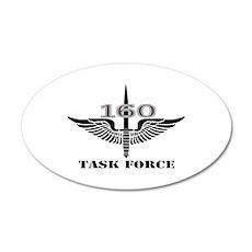 Task Force 160 (1) 22x14 Oval Wall Peel