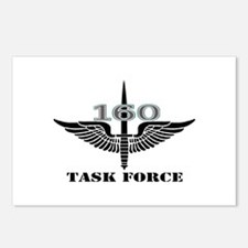 Task Force 160 (1) Postcards (Package of 8)