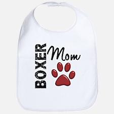 Boxer Mom 2 Bib