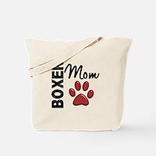 Boxer Mom 2 Tote Bag
