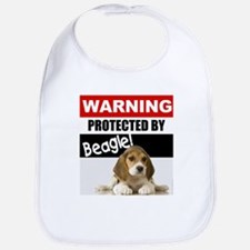 Protected by Beagle Bib
