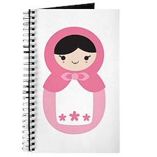 Matryoshka - Pink Journal