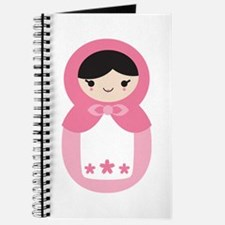 Matryoshka - Pink Journal