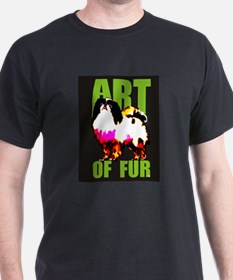 Art Of Fur T-Shirt