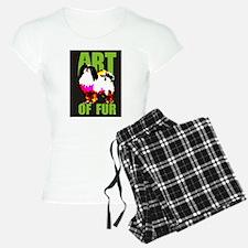 Art Of Fur Pajamas
