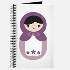 Matryoshka - Purple Journal