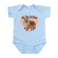 Pomeranian Brother Onesie