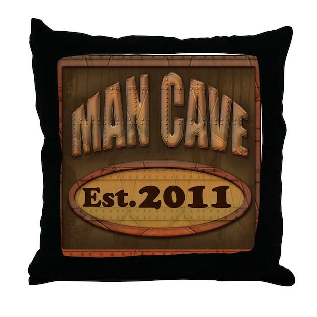 Man Cave Pillows : Man cave throw pillow by alabamagulfcoast