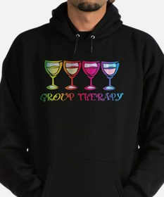 Wine Group Therapy 2 Sweatshirt