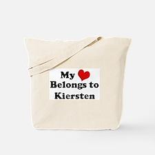 My Heart: Kiersten Tote Bag