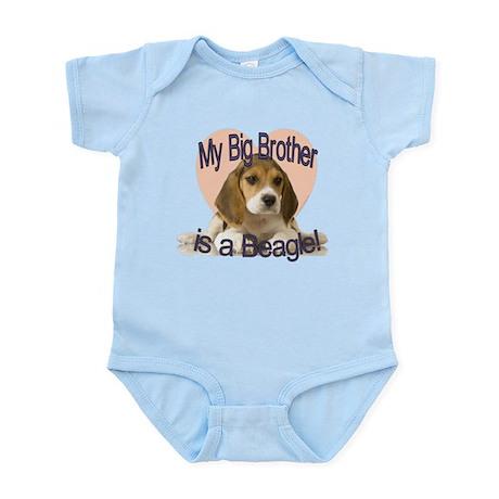 Beagle Brother Infant Bodysuit
