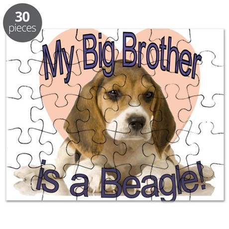 Beagle Brother Puzzle