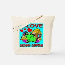 I Love Skinny-Dipping Tote Bag