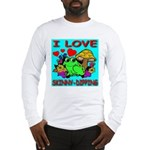 I Love Skinny-Dipping Long Sleeve T-Shirt